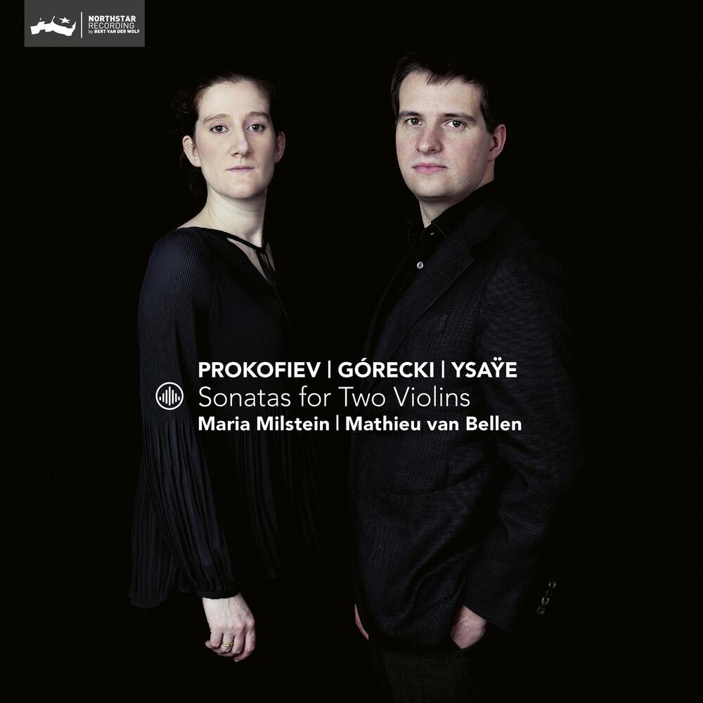 Maria Milstein - Sonatas for Two Violins