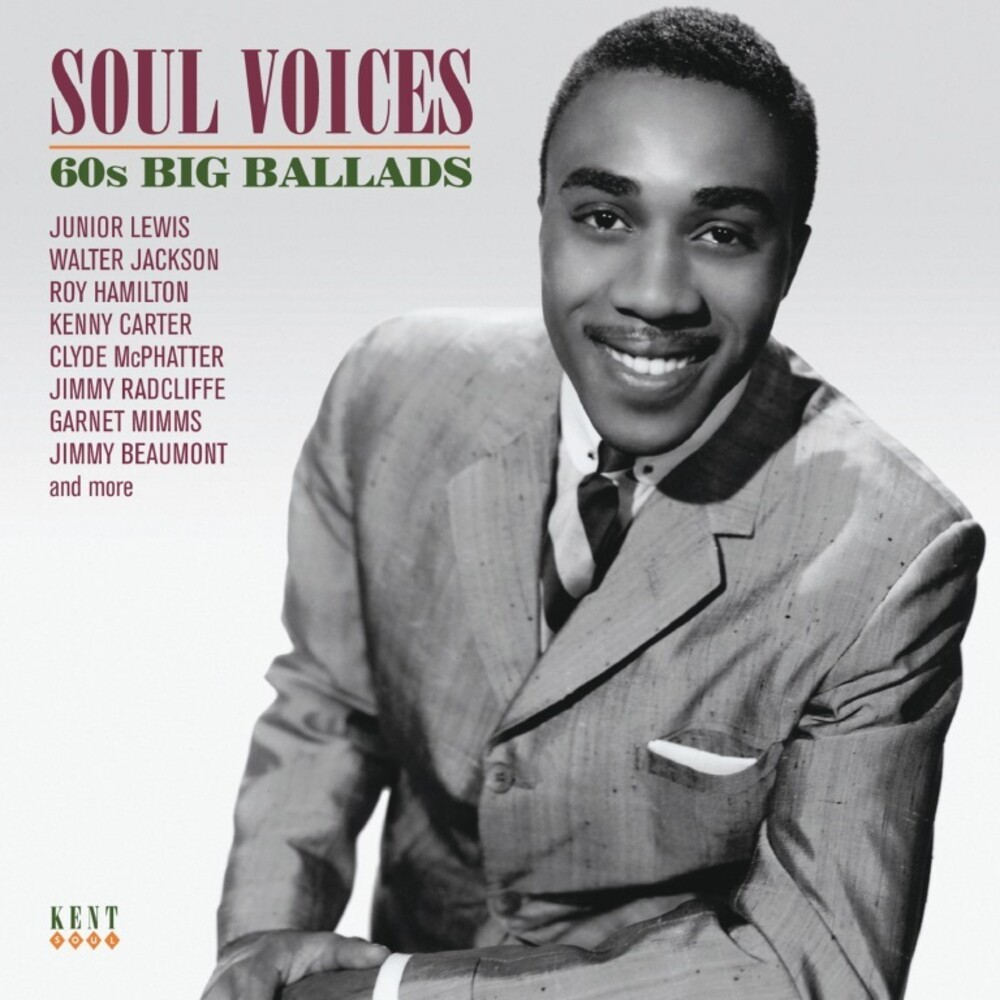 Big Voices 60s Big Ballads / Various - Big Voices: 60s Big Ballads / Various