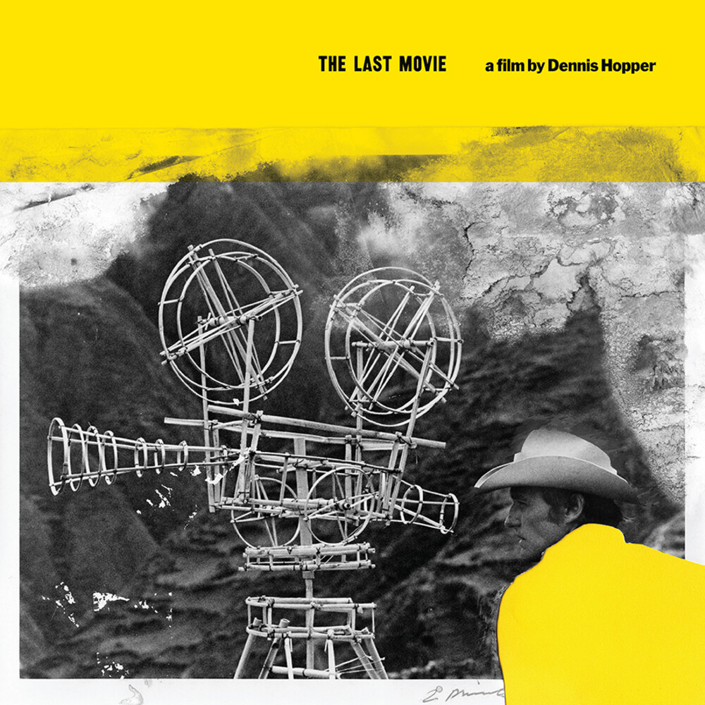 Dennis Hoppers The Last Movie / Various - Dennis Hopper's The Last Movie / Various (Gate)