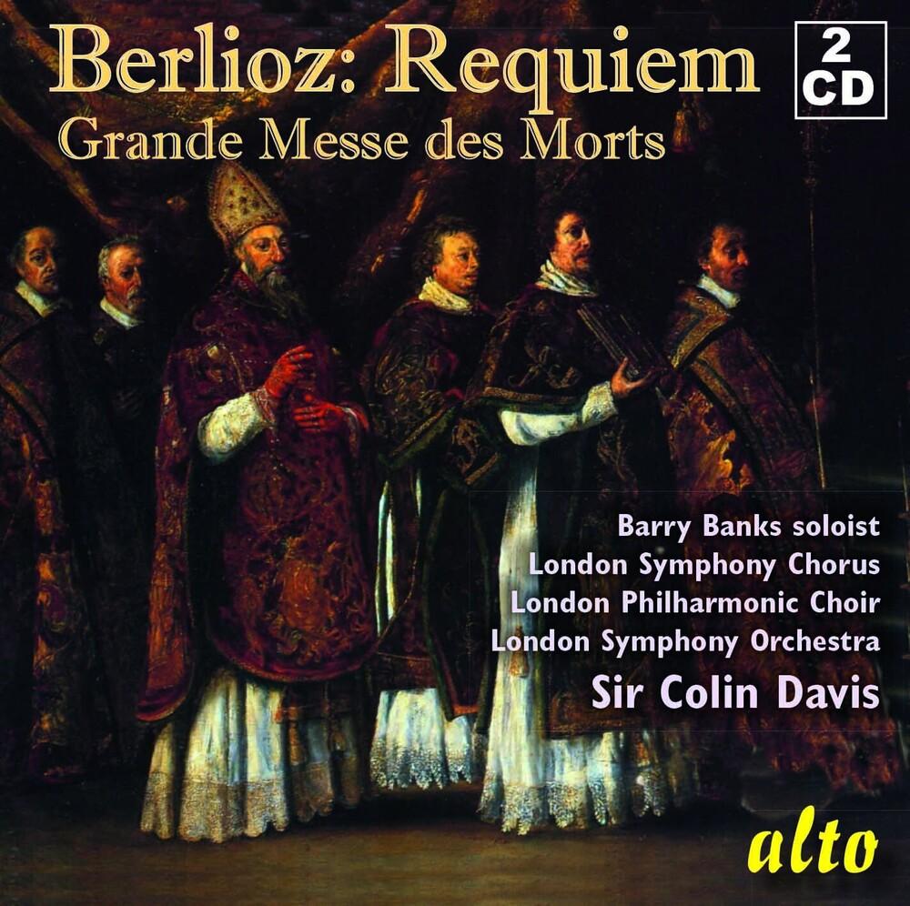 Sir Colin Davis - Berlioz: Grande Messe des Morts/ 'Requiem' [2CD]