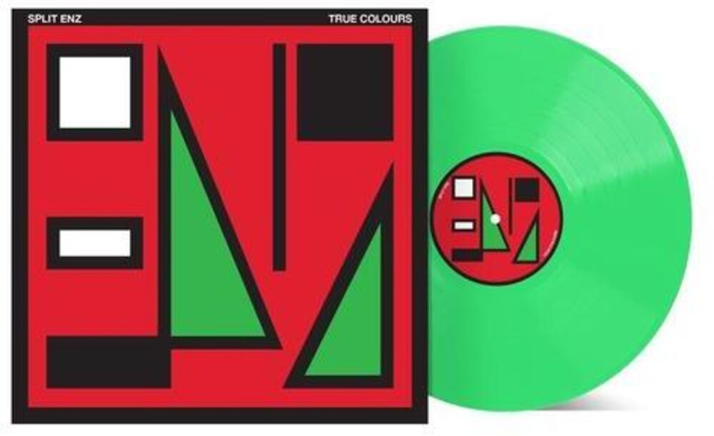 Split Enz - True Colours: 40th Anniversary Mix (Grn) (Ltd)