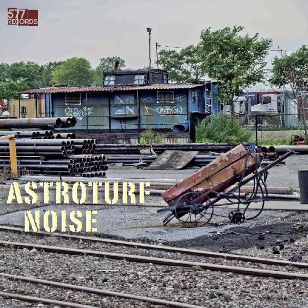 Astroturf Noise - Astroturf Noise [Download Included]