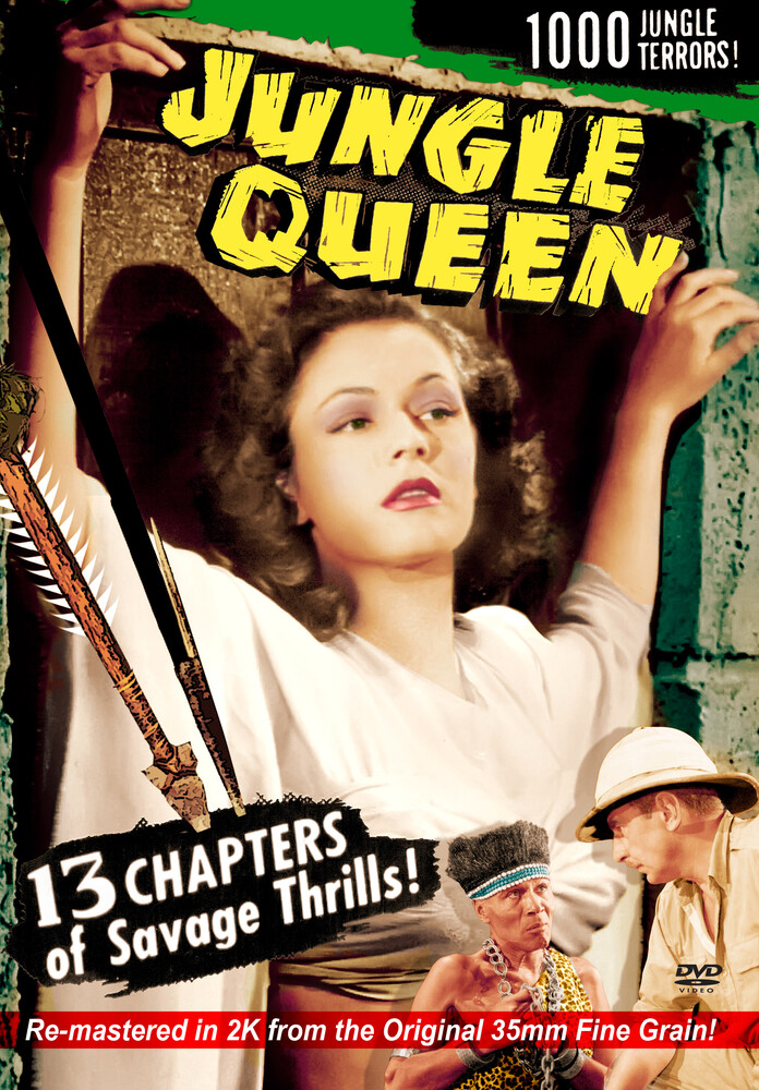 Jungle Queen: 2K Restored Special Edition - Jungle Queen: 2k Restored Special Edition / (Rstr)