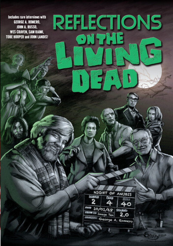 - Reflections On The Living Dead / (Mod Dol)