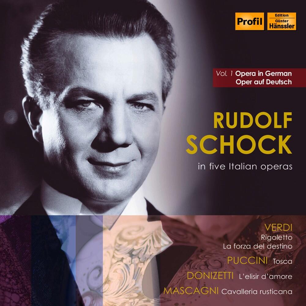 Donizetti / Schock - Five Italian Operas 1 (Box)