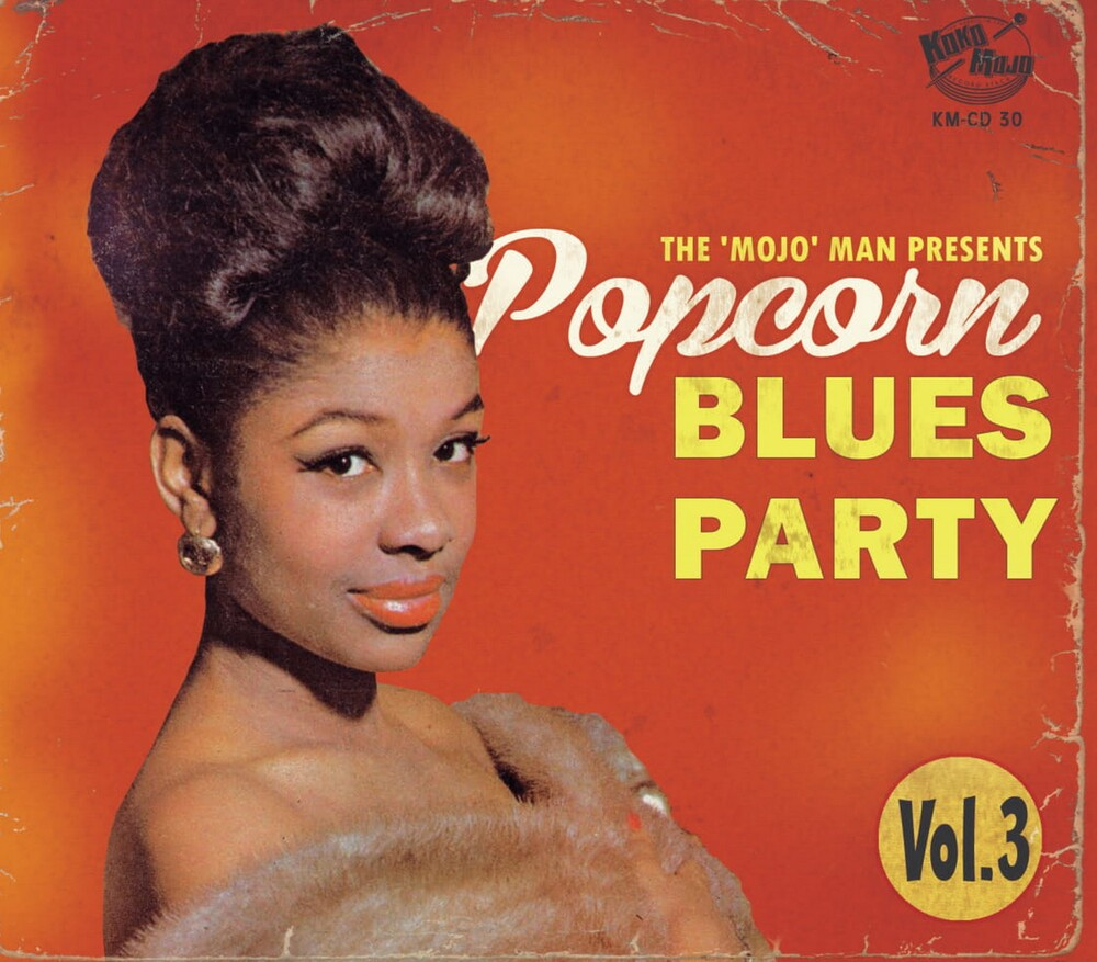 Popcorn Blues Party 3 / Various - Popcorn Blues Party 3 / Various