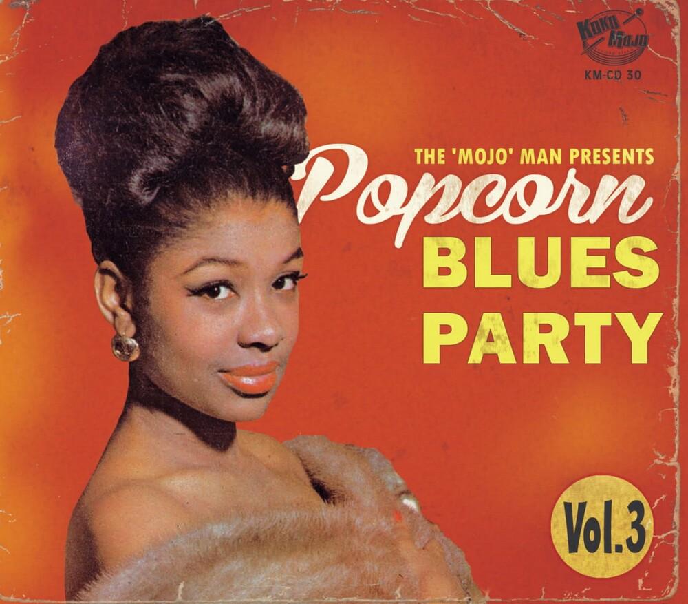Popcorn Blues Party 3 / Various - Popcorn Blues Party 3 (Various Artists)