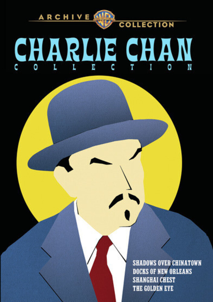 - Charlie Chan Collection (2pc) / (Full Mod Amar)