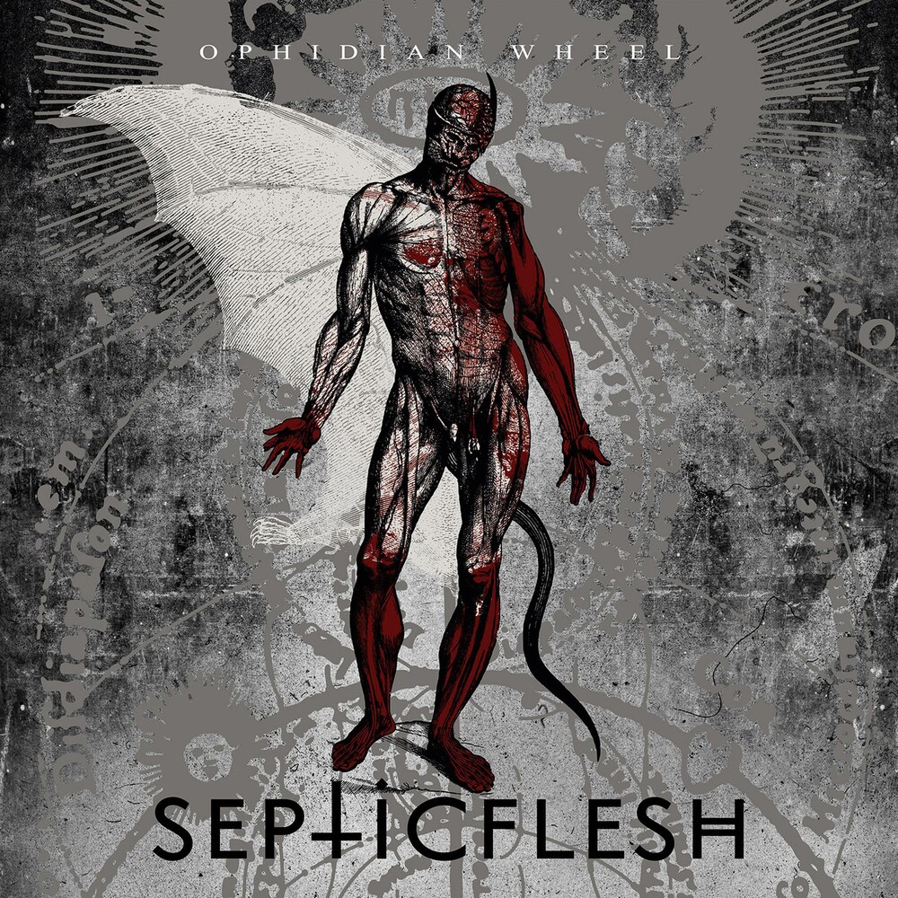 Septicflesh - The Ophidian Wheel [Limited Edition Silver 2LP]