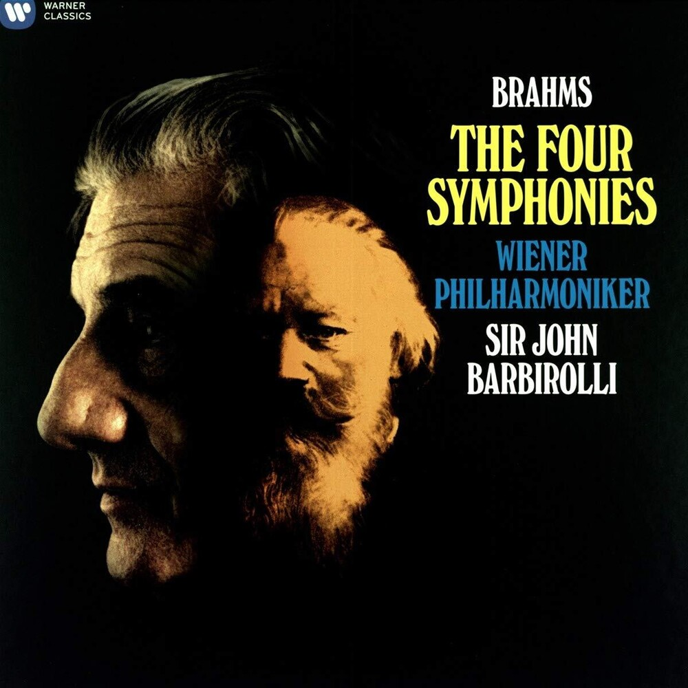 Wiener Philharmoniker / Barbirolli,John - Brahms: The 4 Symphonies
