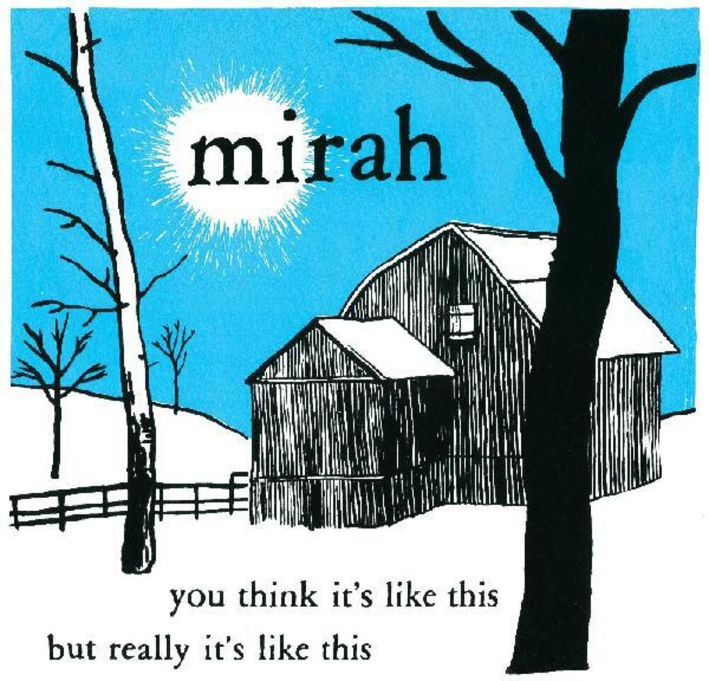 Mirah - You Think It's Like This But Really It's Like This: 20 Year Anniversary Reissue [2LP]