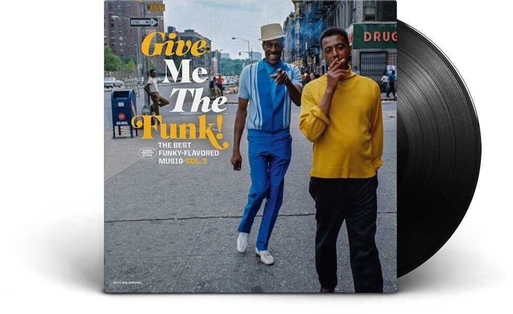 Give Me The Funk Vol 3 / Various - Give Me The Funk! Vol.3 / Various