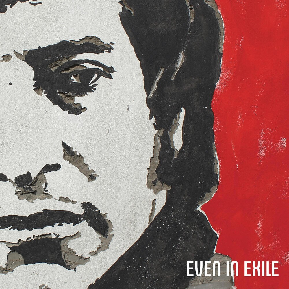 James Dean Bradfield - Even In Exile [Indie Exclusive Limited Edition Blue LP]