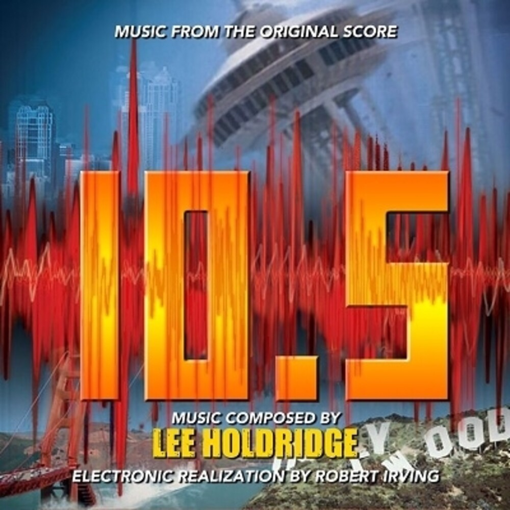 Lee Holdridge Ita - 10.5 / O.S.T. (Ita)