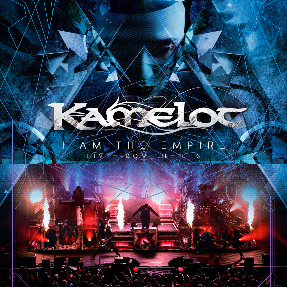 Kamelot - I Am The Empire (Live From The 013) (W/Dvd) (Gate)