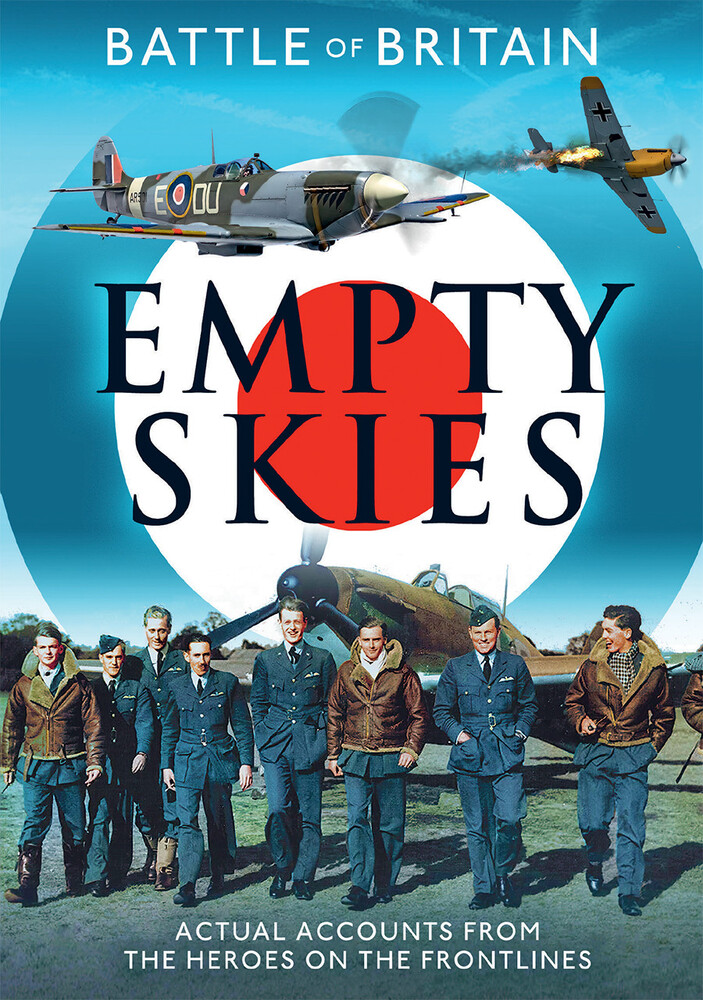 Battle of Britain: Empty Skies - Battle Of Britain: Empty Skies Mod / (Ws)