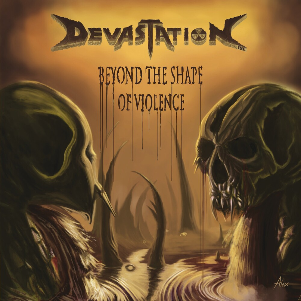 Devastation Inc - Beyond The Shape Of Violence