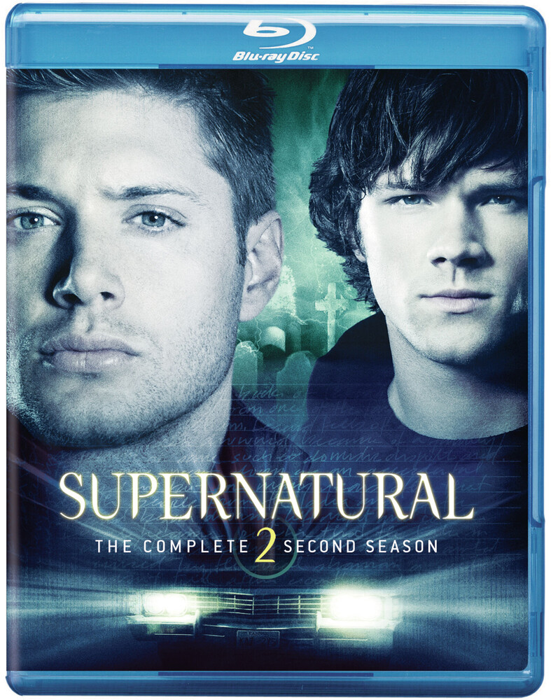 Supernatural - Supernatural: Second Season (4pc) / (Box Rpkg)