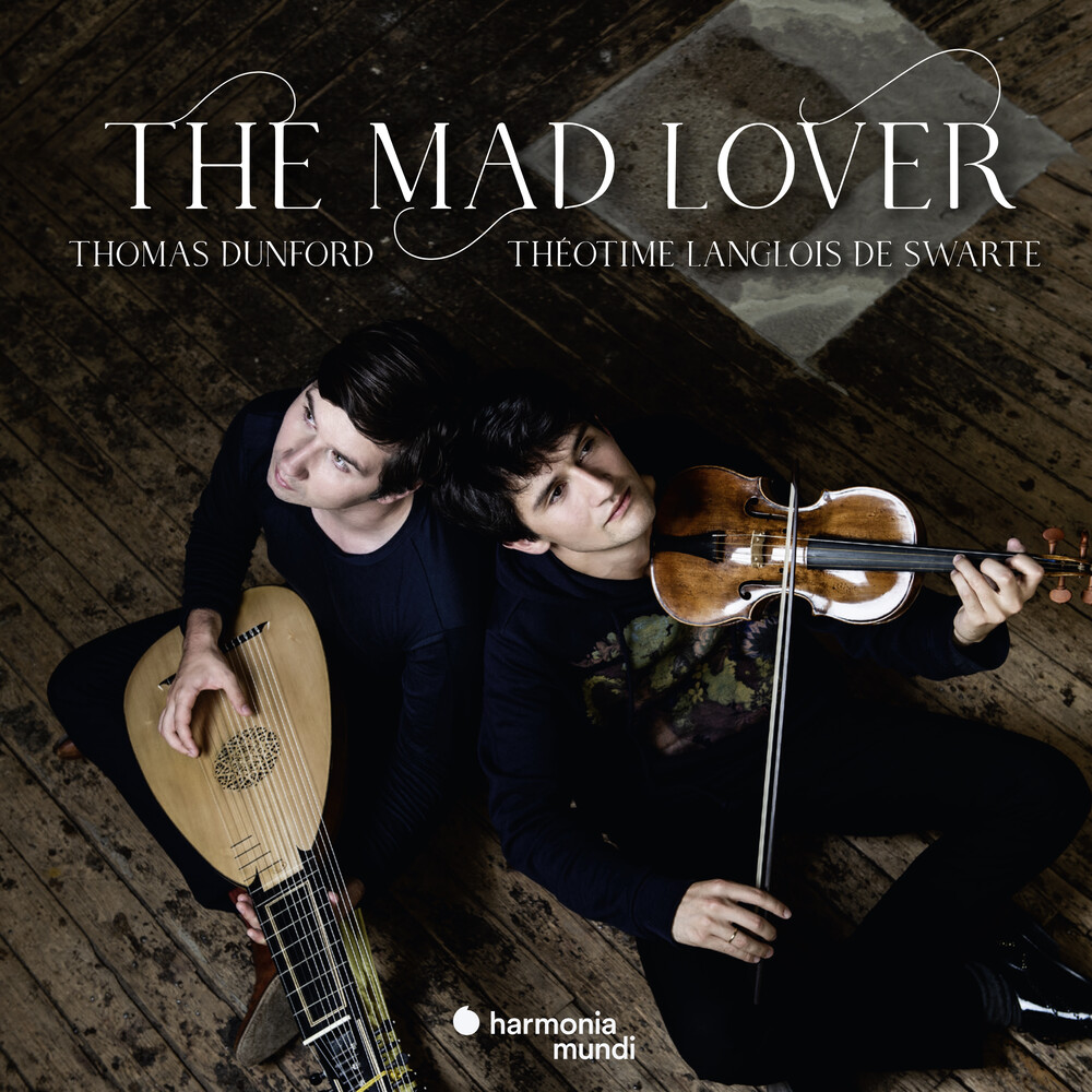 otime Langlois De Swarte / Thomas Dunford - Mad Lover
