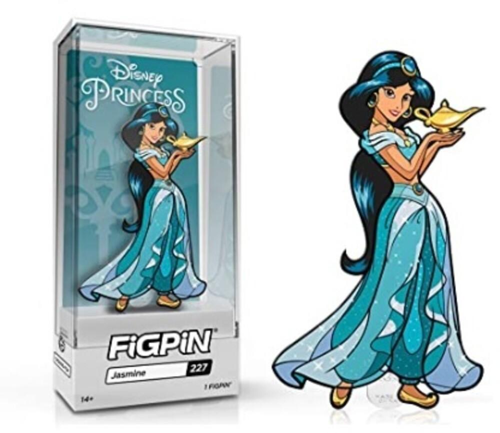 Disney Princess: Jasmine Figpin #227 - FiGPiN - Disney Princess - Jasmine #227
