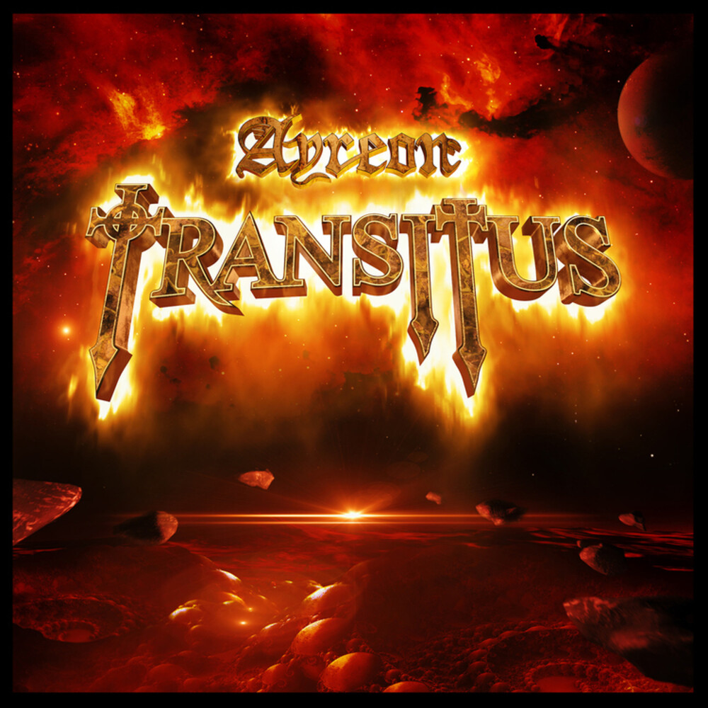 Ayreon - Transitus (Uk)