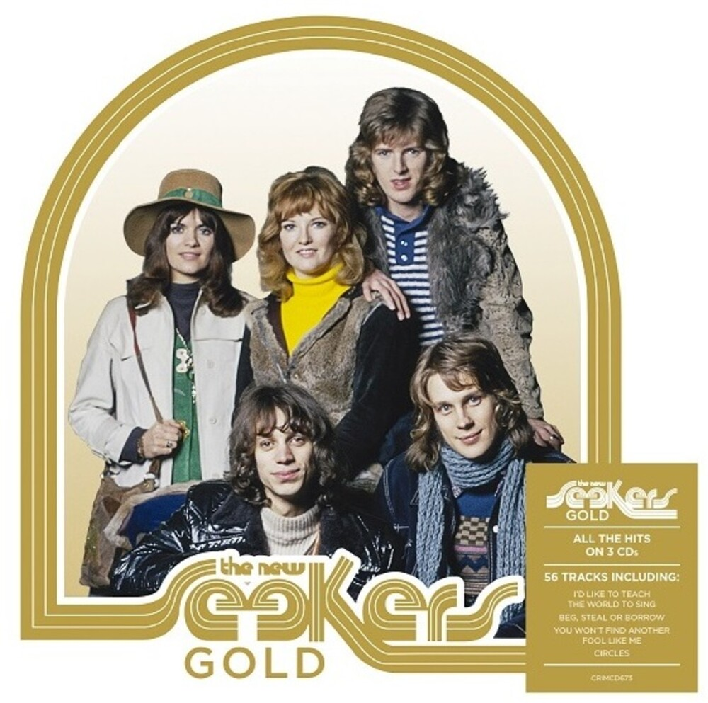 New Seekers - Gold
