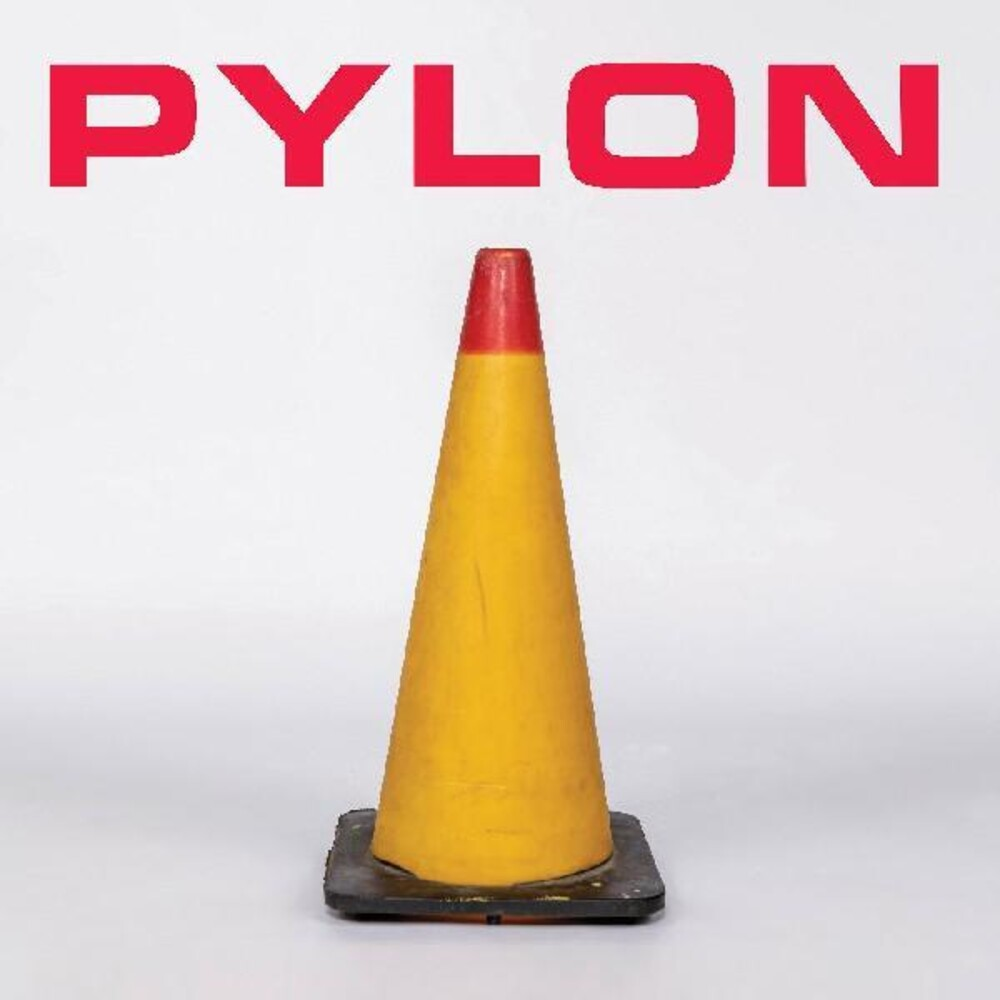 Pylon - Pylon Box [4LP Box Set]