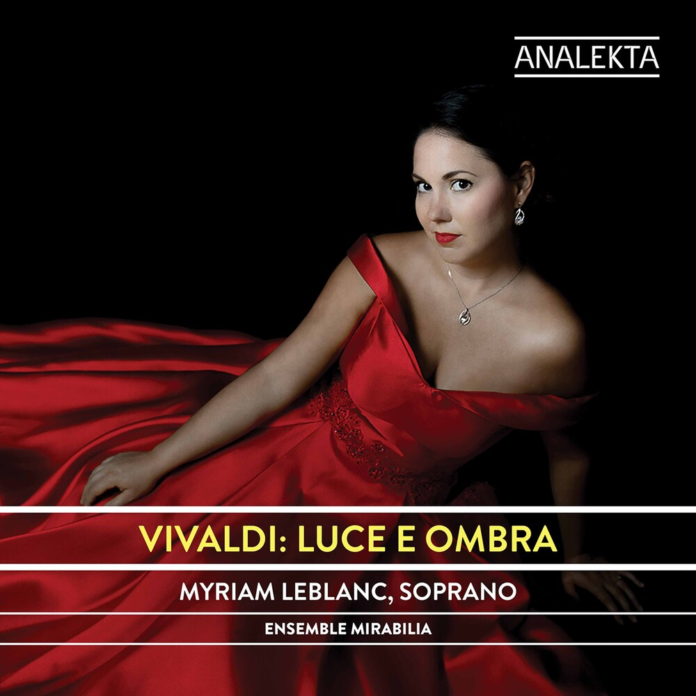 Vivaldi / Leblanc / Ensemble Mirabilia - Luce E Ombra
