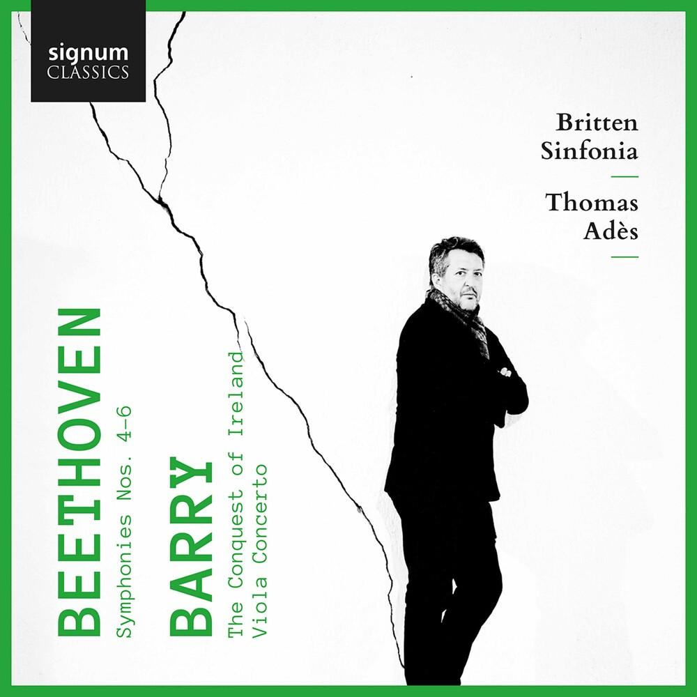 Britten Sinfonia - Symphonies 4-6