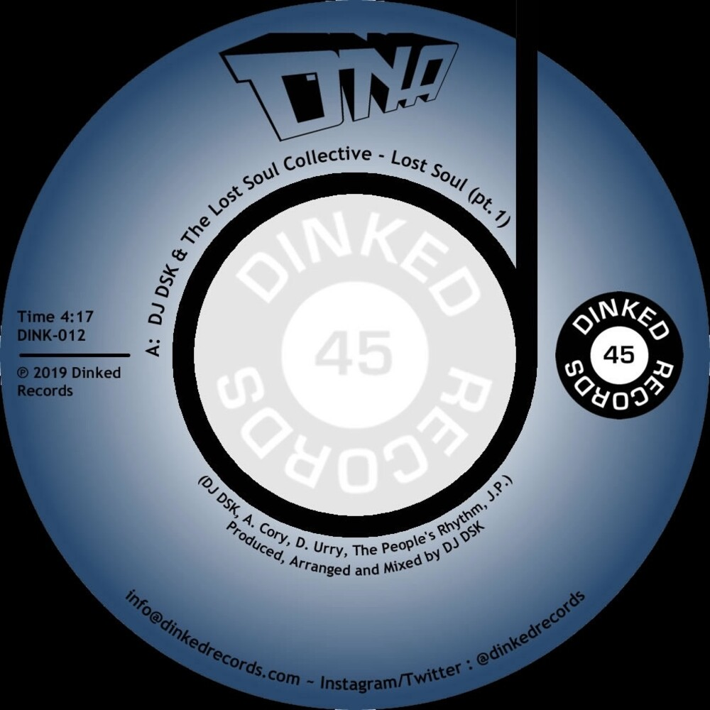 Dj Dsk / Lost Soul Collective - Lost Soul