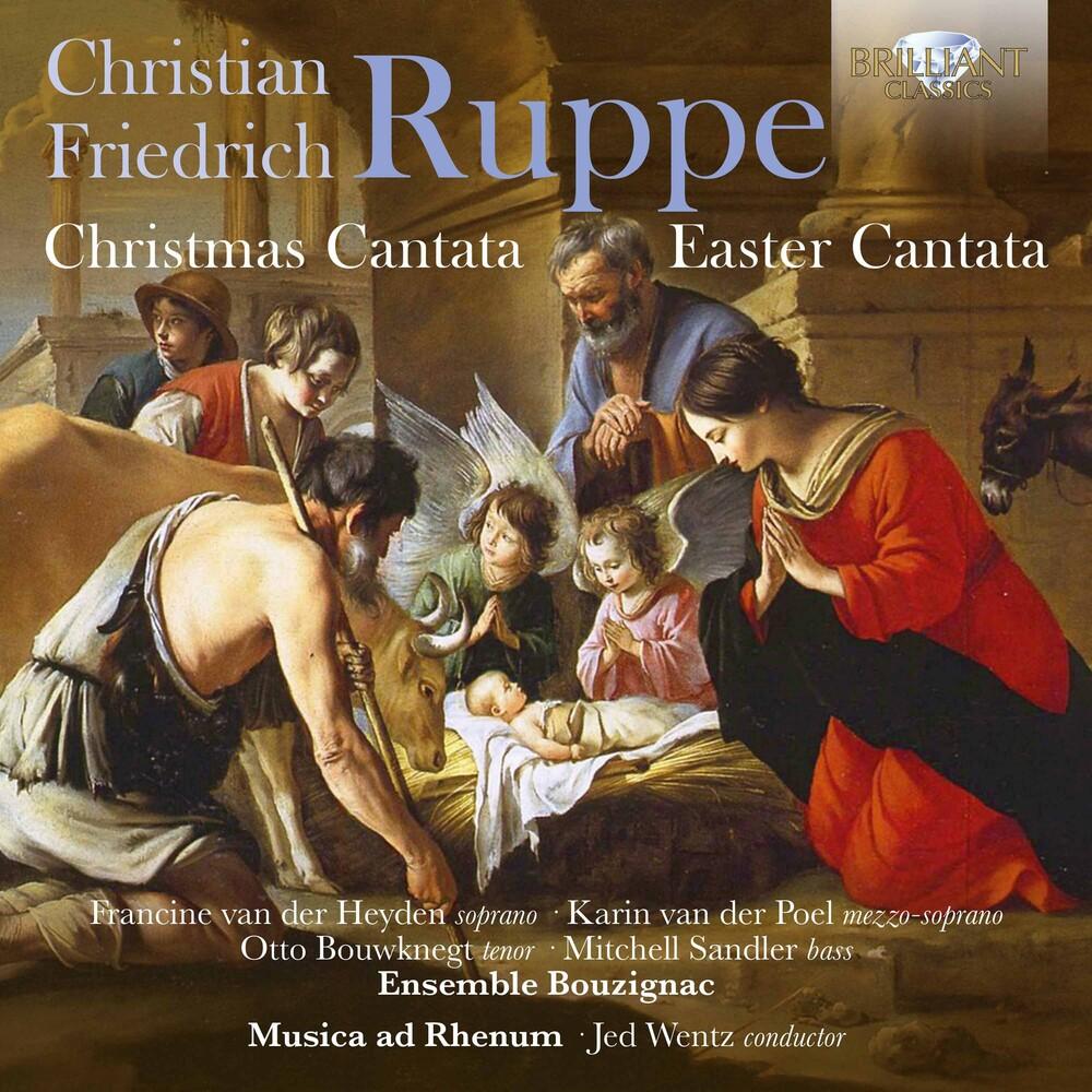 Musica Ad Rhenum - Christmas Cantata