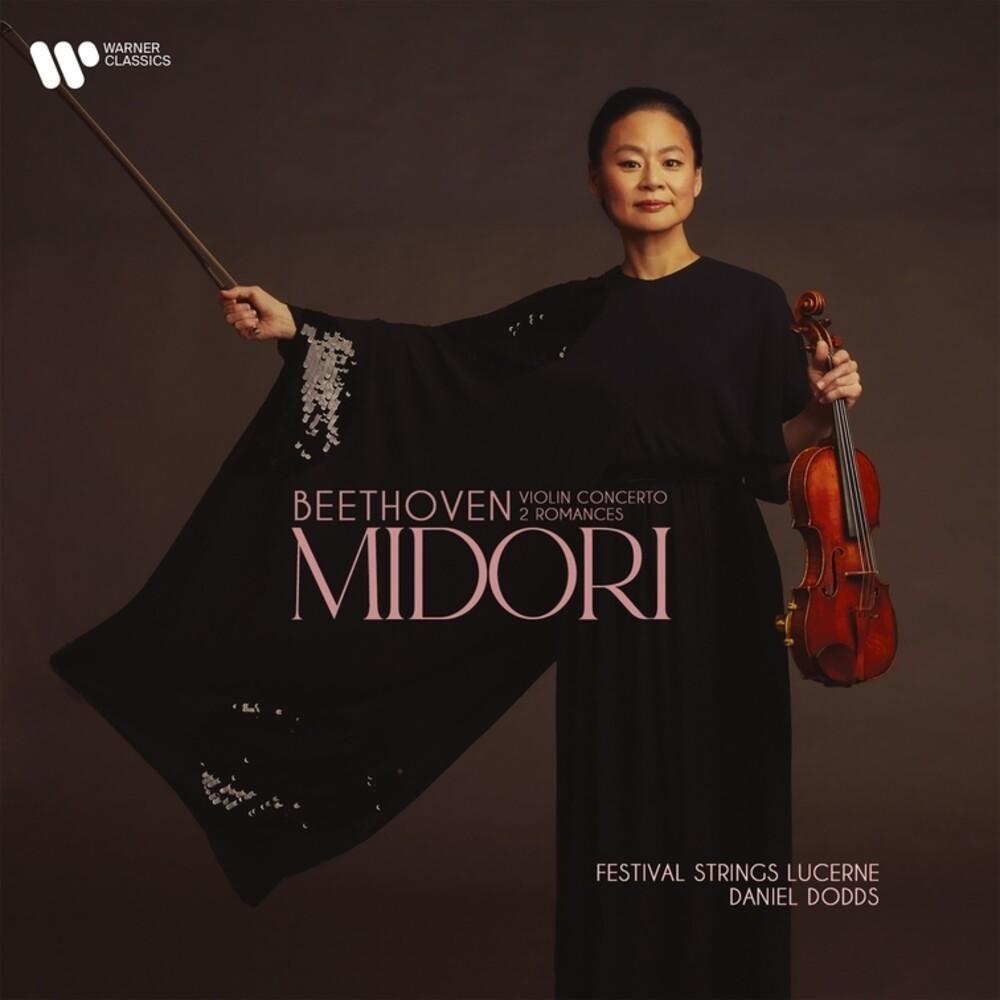 Midori - Beethoven Violin Concerto / 2 Romances [Digipak]