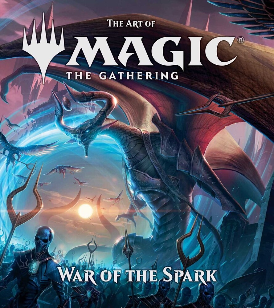 - The Art of Magic: The Gathering: War of the Spark