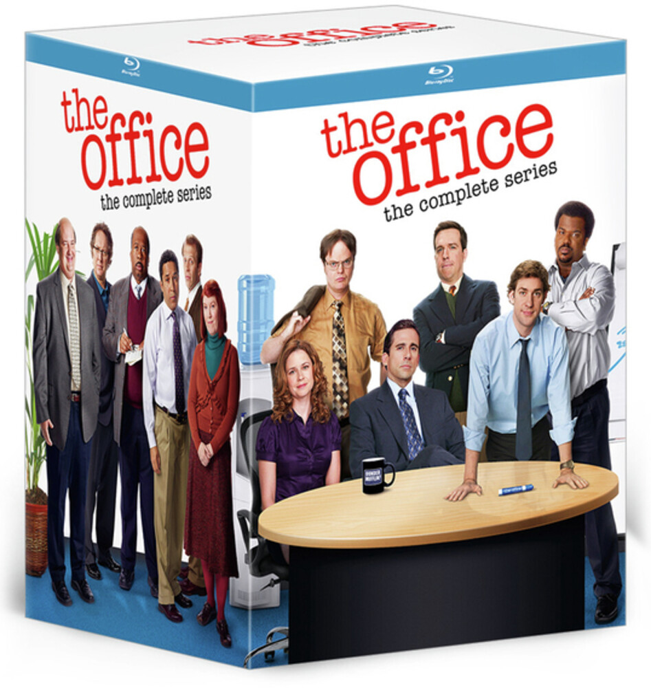Office Box Set - Office Box Set (34pc) / (Box Mod Ac3 Dol Ws)
