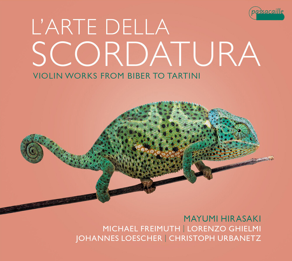 Larte Della Scordatura / Various - L'arte Della Scordatura