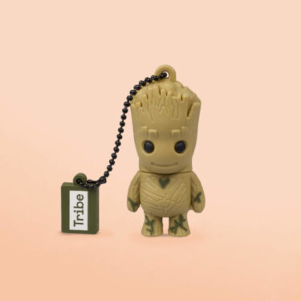 Tribe Guardians of Galaxy Groot 32Gb Usb Drive - Tribe Guardians of the Galaxy GROOT 32GB USB Flash Drive