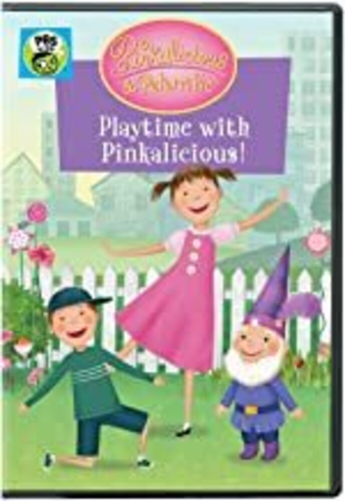 Pinkalicious & Peterrific: Playtime Pinkalicious - Pinkalicious And Peterrific: Playtime With Pinkalicious!