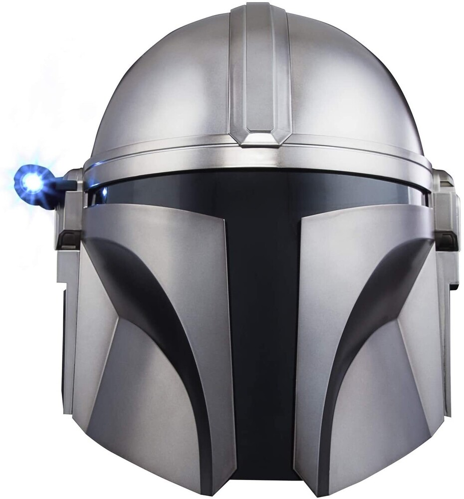 SW Bl Electronic Helmet 1 - Hasbro Collectibles - Star Wars Black Series The Mandalorian Premium Electonic Helmet