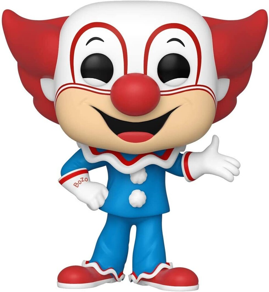 Funko Pop! Icons: - FUNKO POP! ICONS: Bozo the Clown