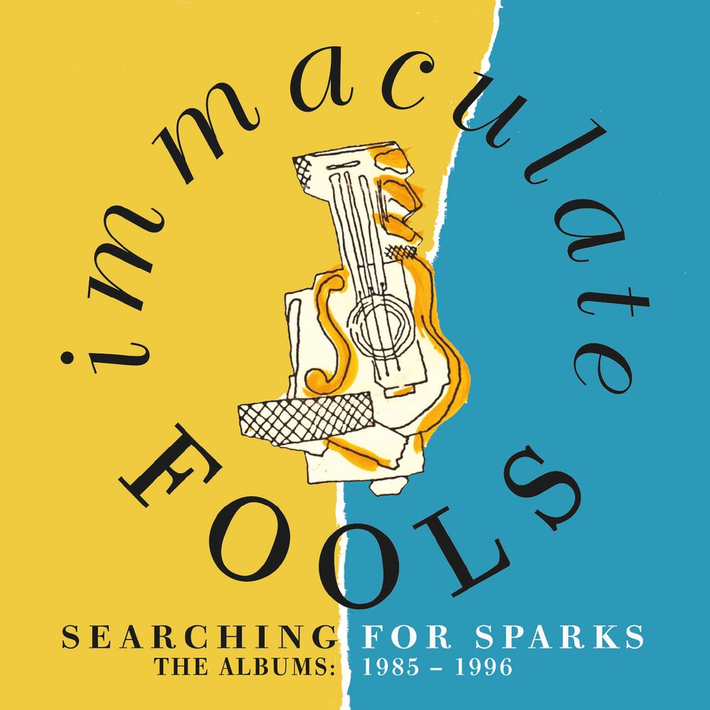 Immaculate Fools - Searching For Sparks: Albums 1985-1996 (Box) (Uk)