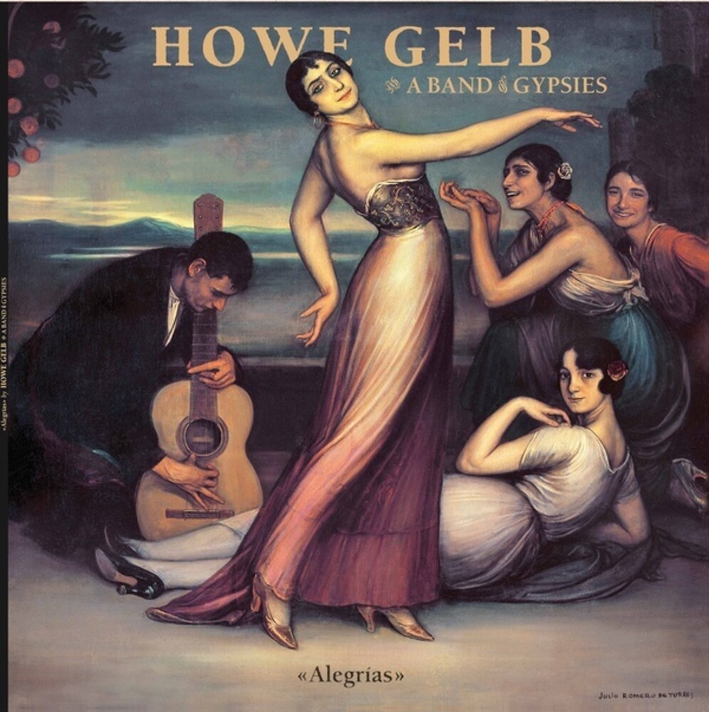 Howe Gelb & Band Of Gypsies - Alegrias