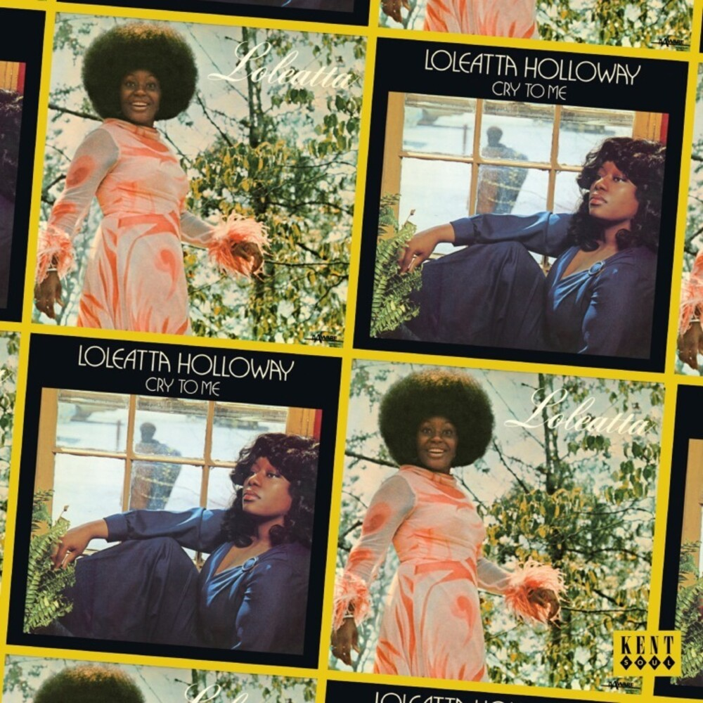 Loleatta Holloway - Loleatta / Cry To Me