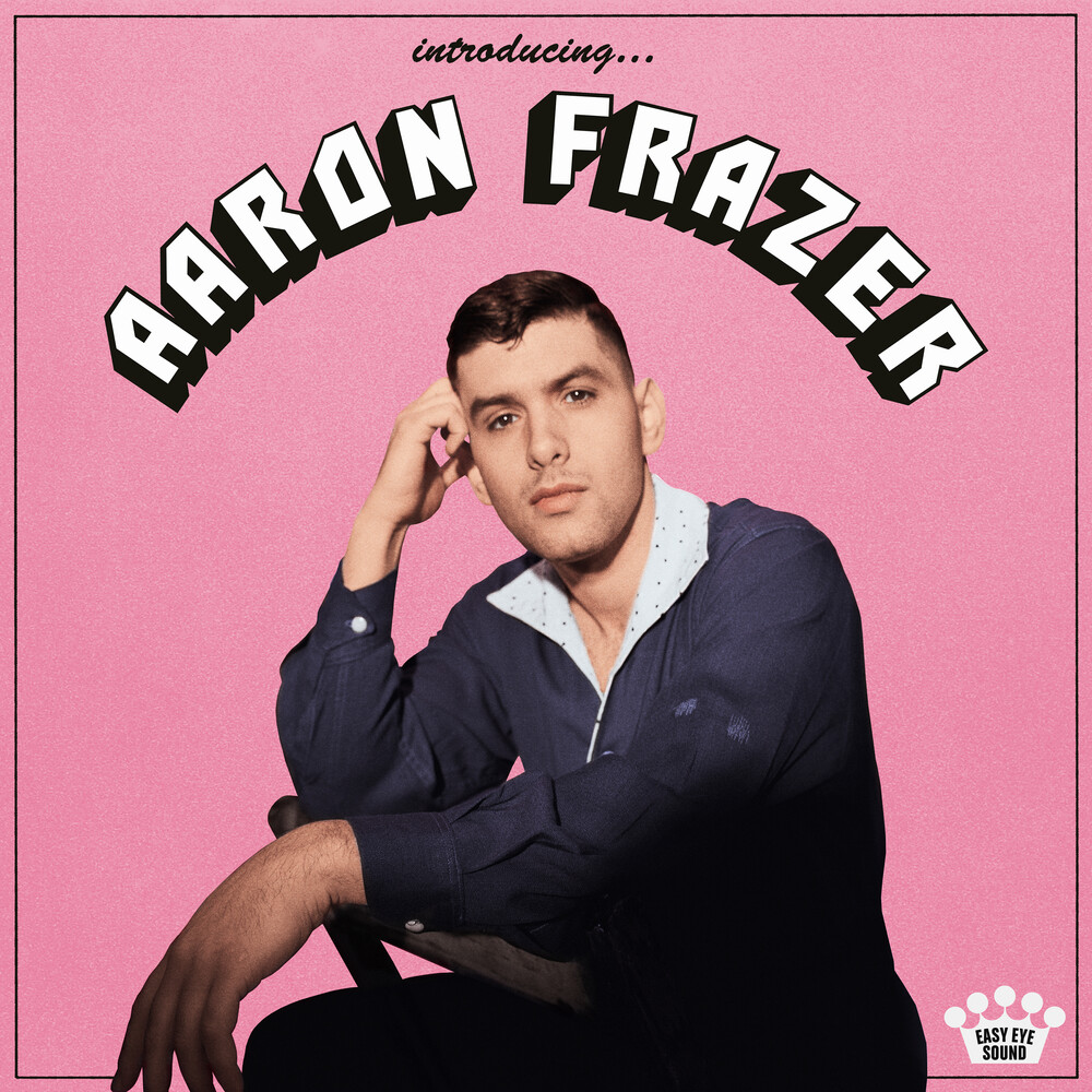 Aaron Frazer - Introducing... [Indie Exclusive Limited Edition Translucent Pink Glass LP]
