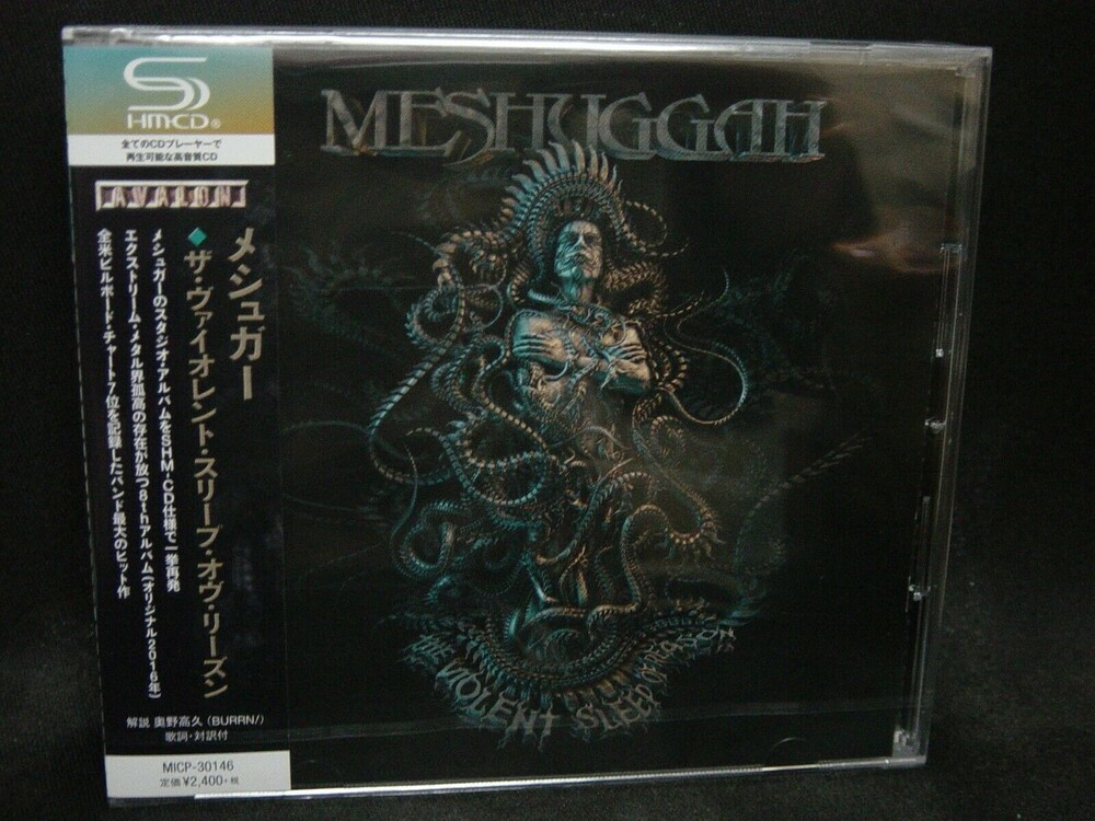 Meshuggah - Violent Sleep Of Reason (SHM-CD)