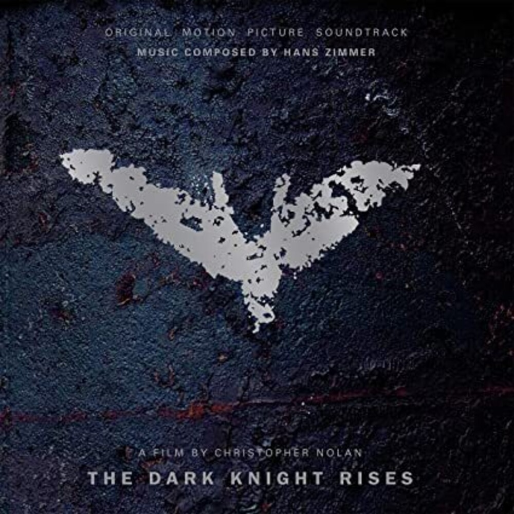 Hans Zimmer Blue Colv Cvnl Ltd Ogv Red - Dark Knight Rises / O.S.T. (Blue) [Colored Vinyl] [Clear Vinyl]