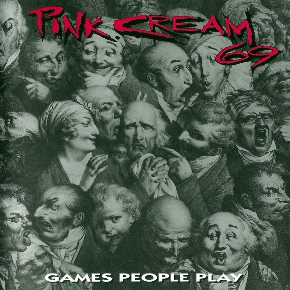 Pink Cream 69 - Games People Play (Pink Vinyl)