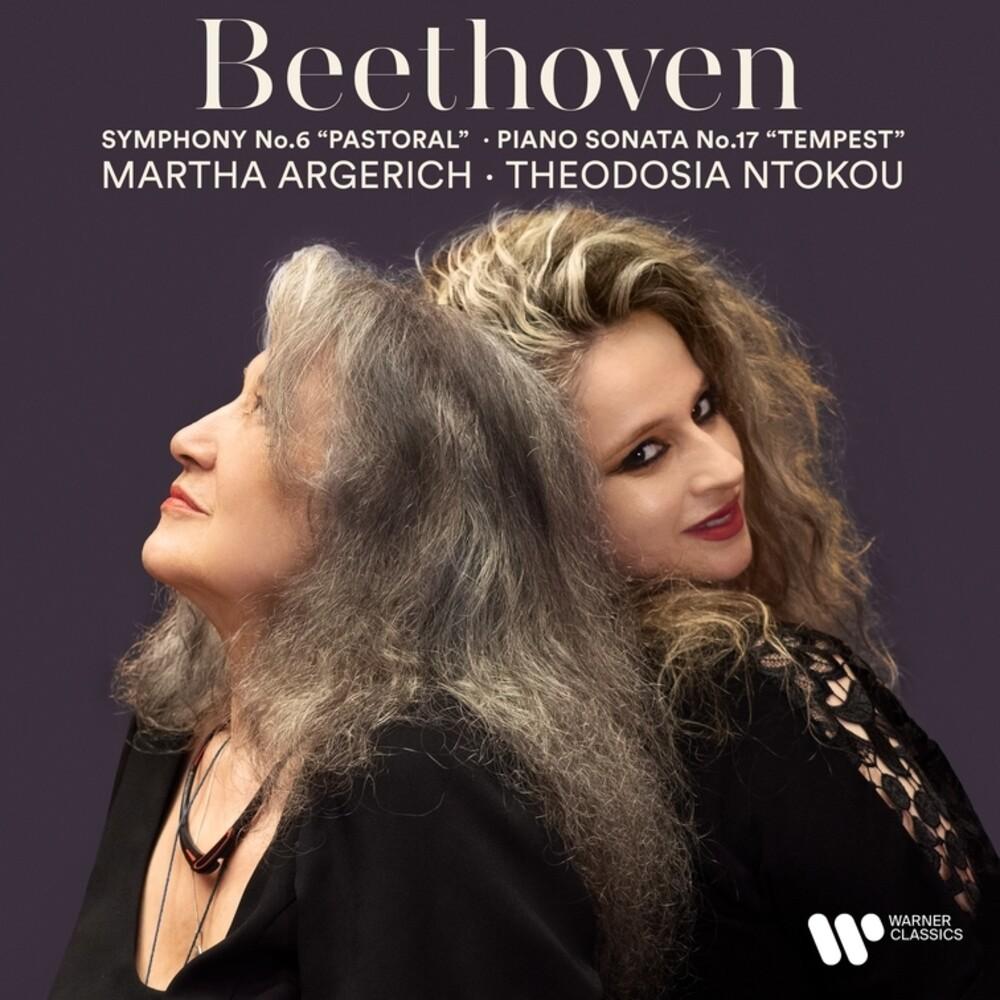 Martha Argerich / Ntokou,Theodosia - Beethoven Tempest [Digipak]