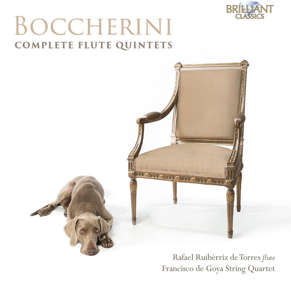 Boccherini / Torres - Complete Flute Quintets (3pk)