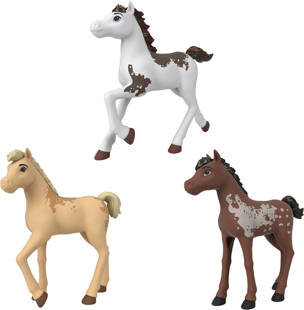 Spirit - Mattel - Spirit Foals & Friends Assortment