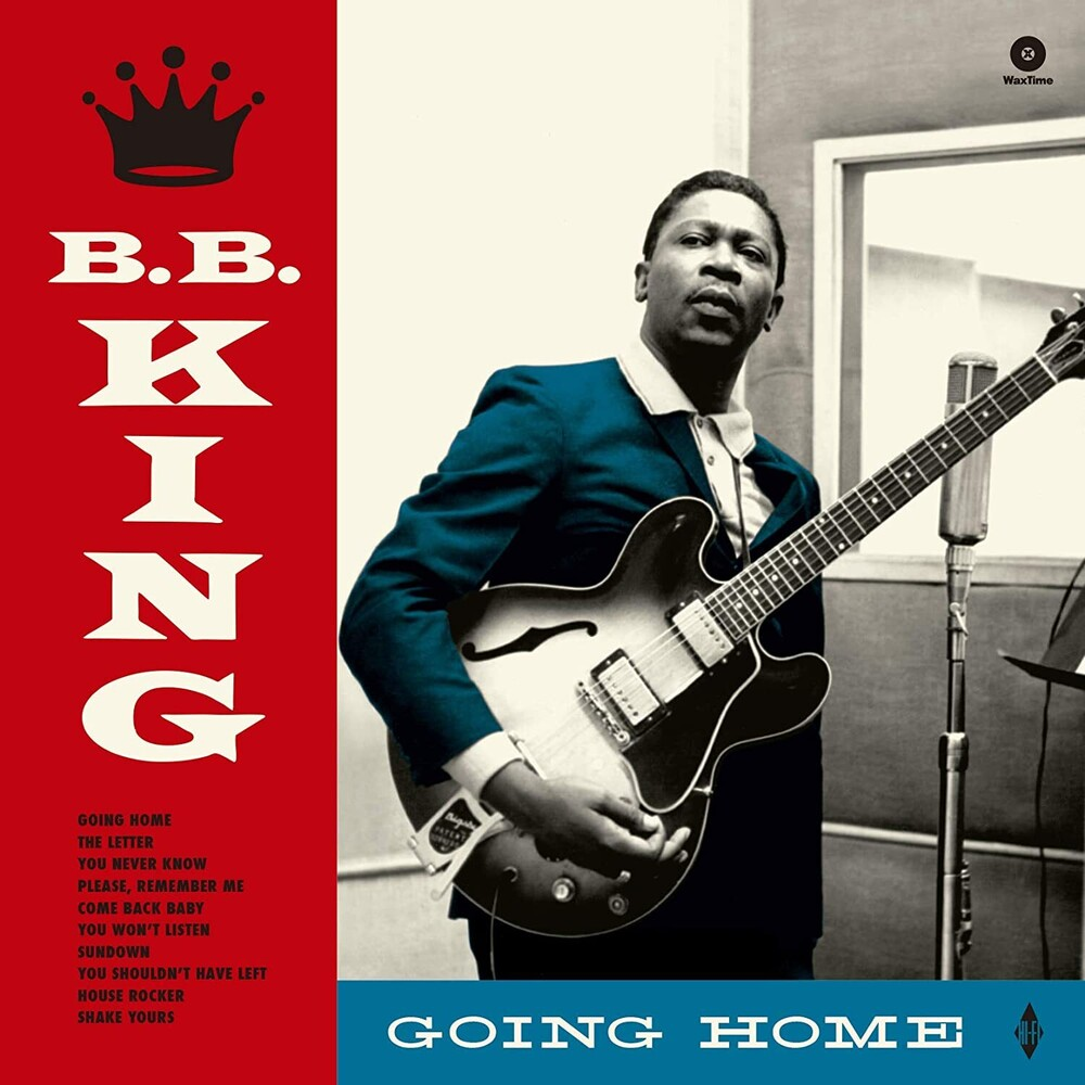 B King B - Going Home (Bonus Tracks) [180 Gram] (Spa)